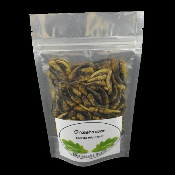 Græshopper - Frysetørret (Mellem)